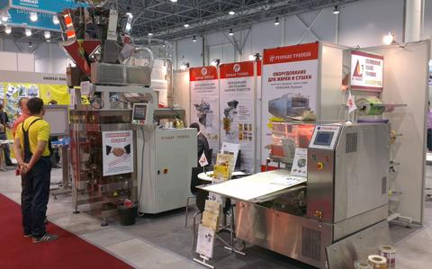 Фасовочно-упаковочное оборудование: упаковочная машина SBi 260-Business и тестоотсадочная машина DuoMax.jpg