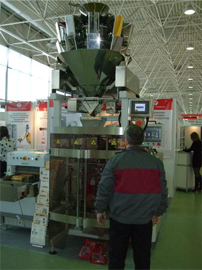 Фасовочно-упаковочный автомат Sbi 260-Busines