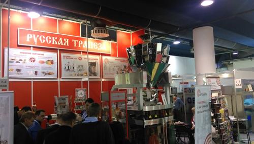 Русская Трапеза на выставке Продэкспо-2015
