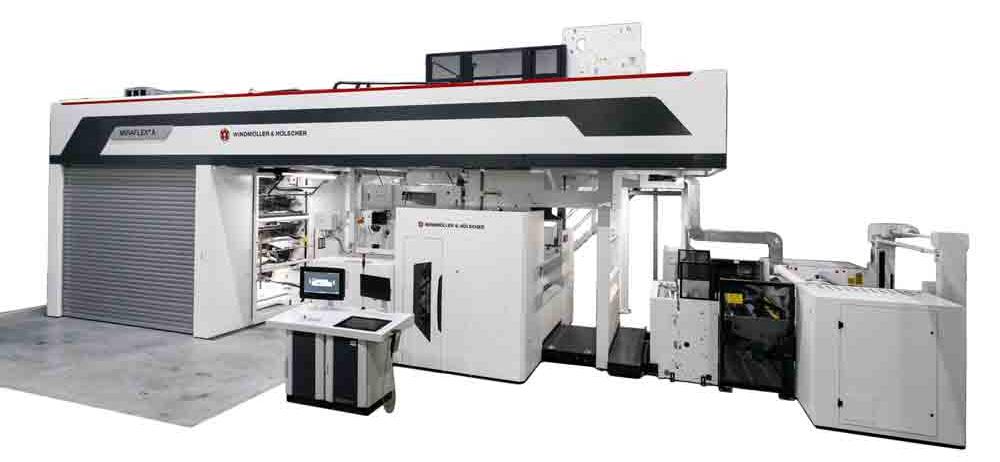 Печатная машина MIRAFLEX