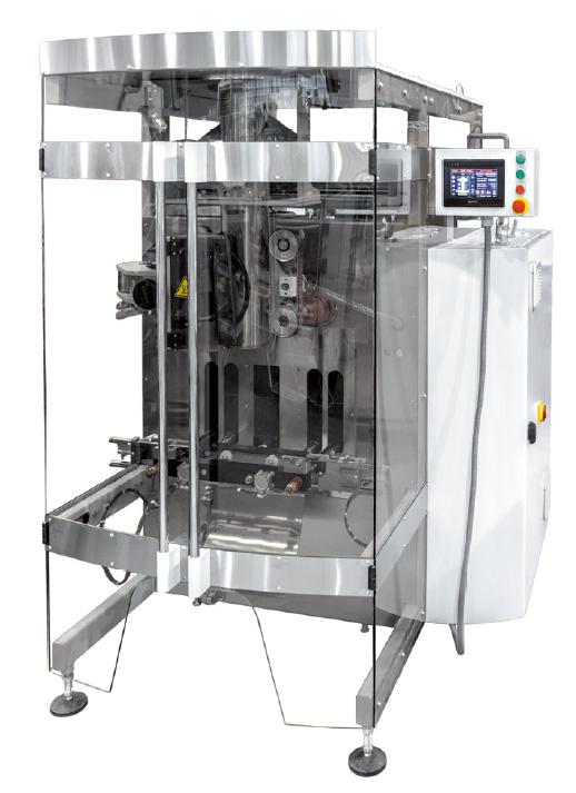Упаковочный автомат SBi-260 Continuous Motion