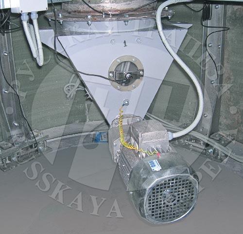 Модуль загрузки транспортной системы