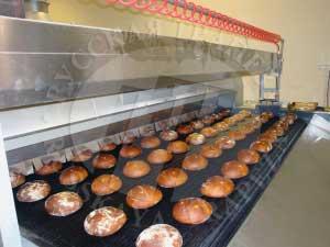 готовая продукция - подовый ржаной хлеб