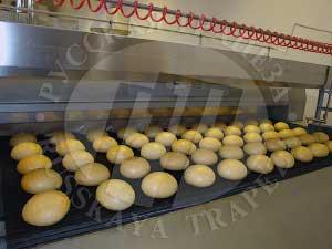 готовая продукция - подовый пшеничный хлеб