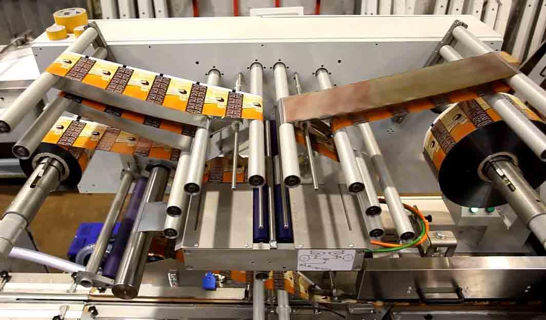 Автоматизированная упаковка продукции