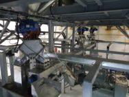 Система пневмотранспортирования мыльной стружки, АО